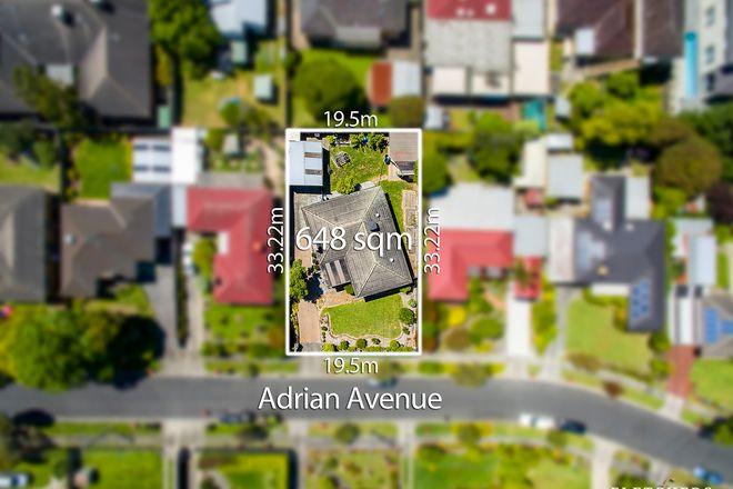 Picture of 9 Adrian Avenue, BLACKBURN SOUTH VIC 3130