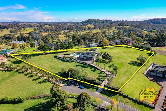 Picture of 6 Gowan Place, DENHAM COURT NSW 2565