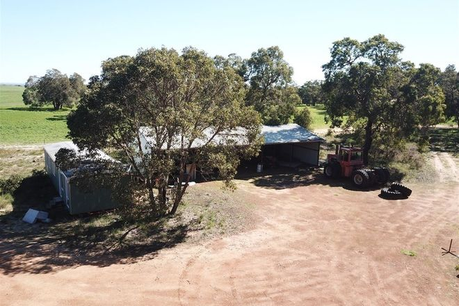 Picture of 359 Marri Heights Road, RED GULLY WA 6503