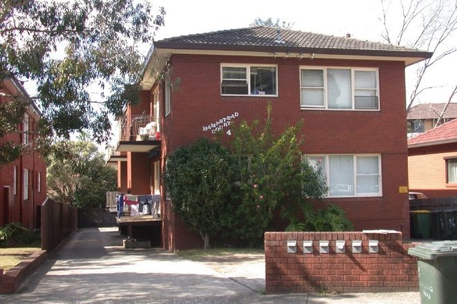 Picture of 5/4 Hampstead Road, HOMEBUSH WEST NSW 2140