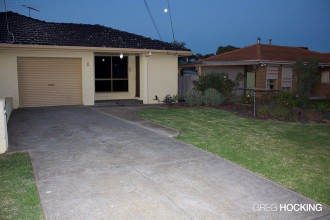 Picture of 2/5 Greenhill Crescent, WYNDHAM VALE VIC 3024