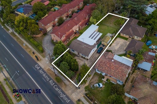 Picture of 64 Jenkins Rd, CARLINGFORD NSW 2118