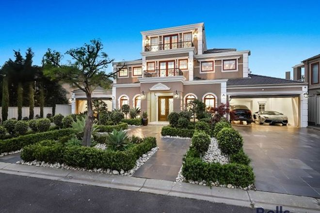 Picture of 15 Wellington Place, CAROLINE SPRINGS VIC 3023