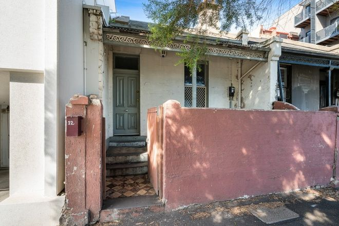 Picture of 12 Anderson Street, WEST MELBOURNE VIC 3003