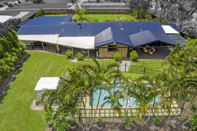 Picture of 38-40 Bradford Road, BURPENGARY EAST QLD 4505