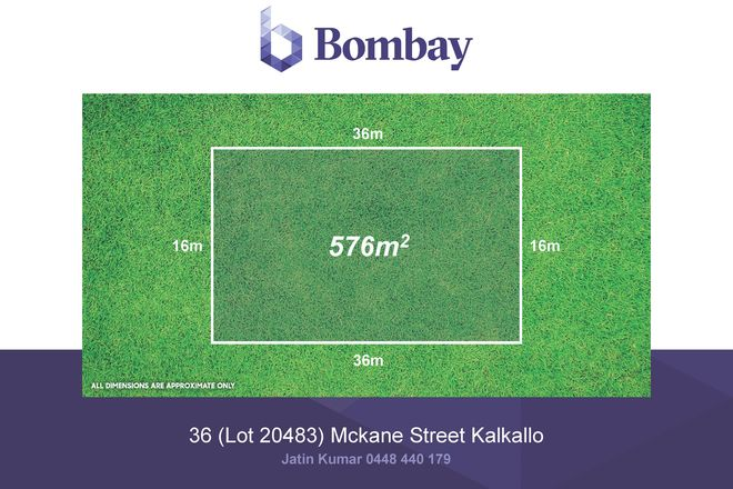 Picture of Lot 20483 Mckane street, KALKALLO VIC 3064