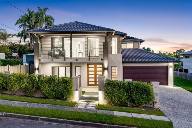 Picture of 78 Southwick Street, WYNNUM QLD 4178