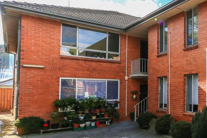 Picture of 5/505 High Street, KEW VIC 3101