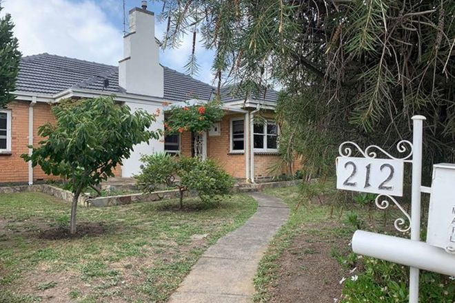 Picture of 212 Gaffney Street, PASCOE VALE VIC 3044