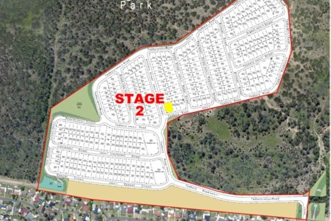 Picture of Lot 2144 Tedbury Road, JORDAN SPRINGS NSW 2747