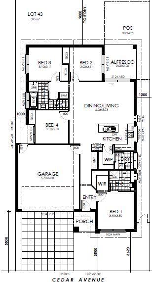 Lot 44 Cedar Avenue, Naracoorte SA 5271, Image 1
