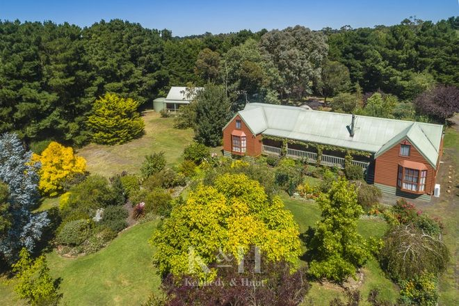 Picture of 58 Welsh  Road, GISBORNE VIC 3437