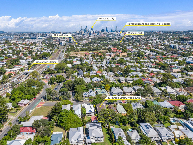 1-4/46 Inwood Street, Wooloowin QLD 4030, Image 1