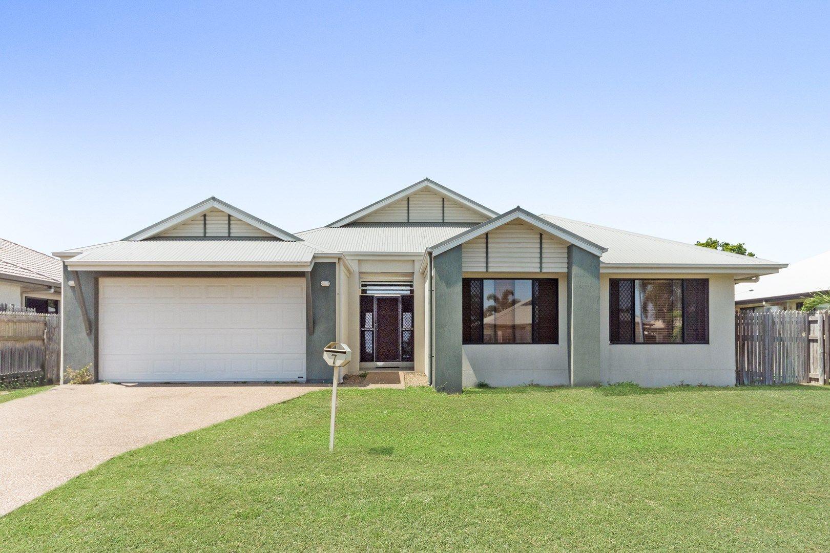 7 Edenbridge Drive, Kirwan QLD 4817, Image 0