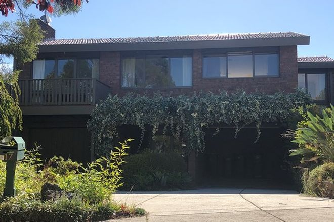 Picture of 17 Highwood Drive, WHEELERS HILL VIC 3150