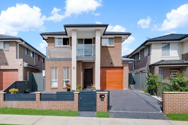 Picture of 11 Hepburn Road, EDMONDSON PARK NSW 2174