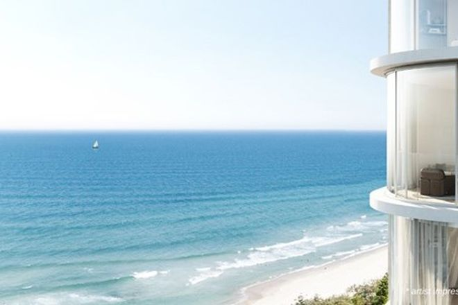 Picture of 2 MACARTHUR PARADE, MAIN BEACH, QLD 4217