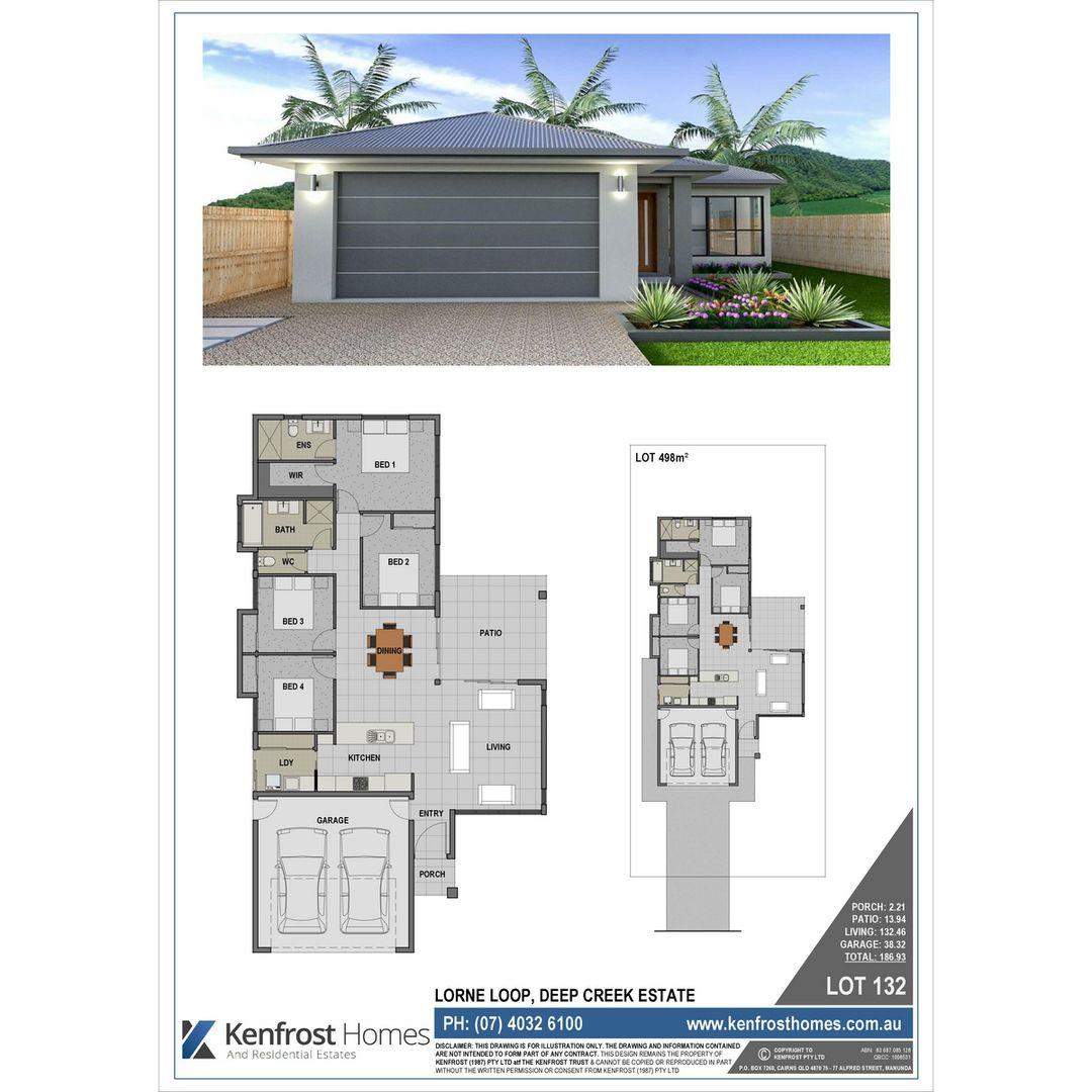 Lot 132 Lorne Loop, Kewarra Beach QLD 4879, Image 2