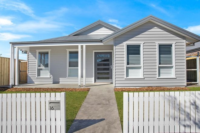 Picture of 16 George Cutter Avenue, RENWICK NSW 2575