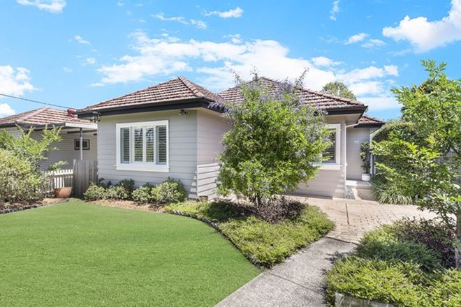 Picture of 1/14 Rosamond Street, HORNSBY NSW 2077
