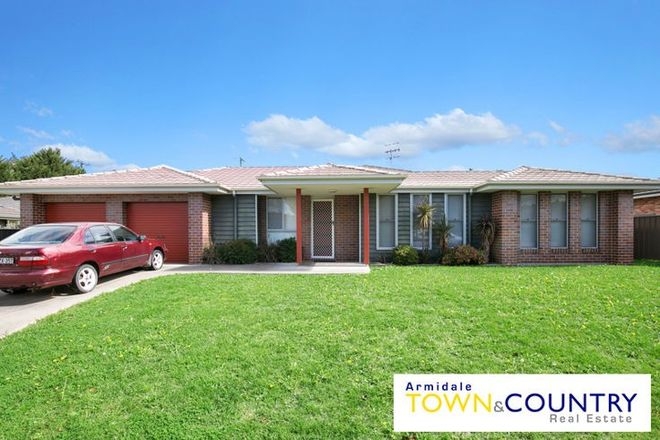 Picture of 9 Albion Close, ARMIDALE NSW 2350