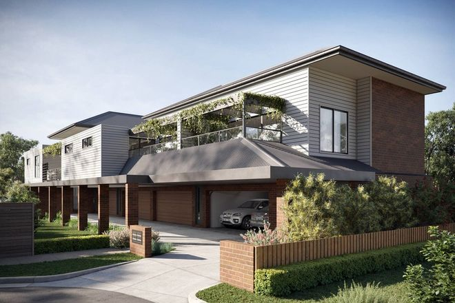Picture of 2/9 Scarlett Street, GEELONG WEST VIC 3218