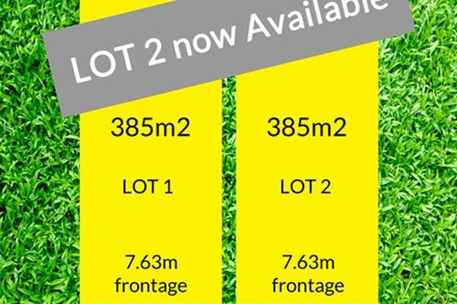 Picture of Lot 2 Lincoln, FULHAM GARDENS SA 5024