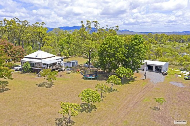 Picture of 139 Tookers Road, CAWARRAL QLD 4702