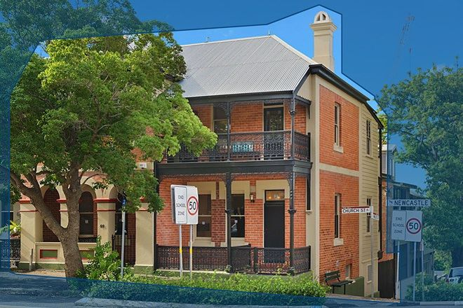 Picture of 66 Church Street, THE HILL NSW 2300