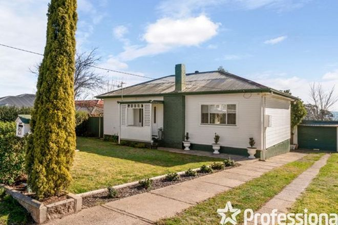 Picture of 21 Annesley Street, WEST BATHURST NSW 2795