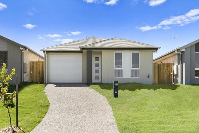 Picture of 14 Gains Place, GLENVALE QLD 4350