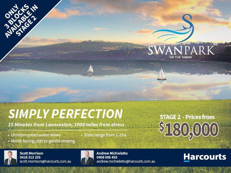 Lot 14 1024 Windermere Road, Swan Bay TAS 7252, Image 0