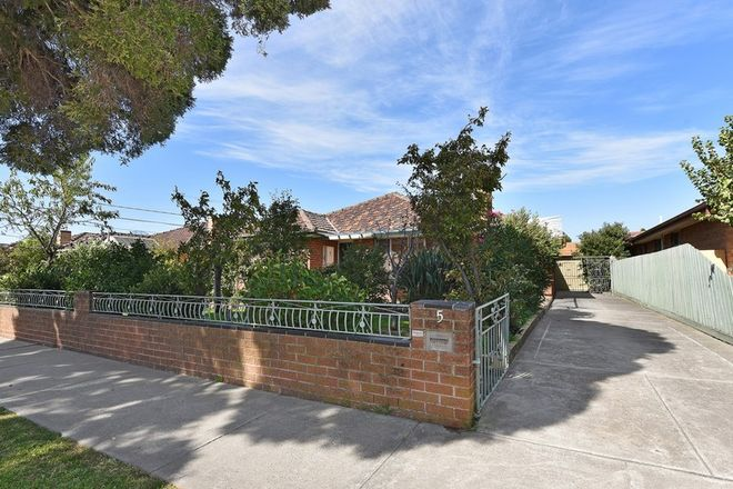 Picture of 5 Talbot Avenue, THOMASTOWN VIC 3074
