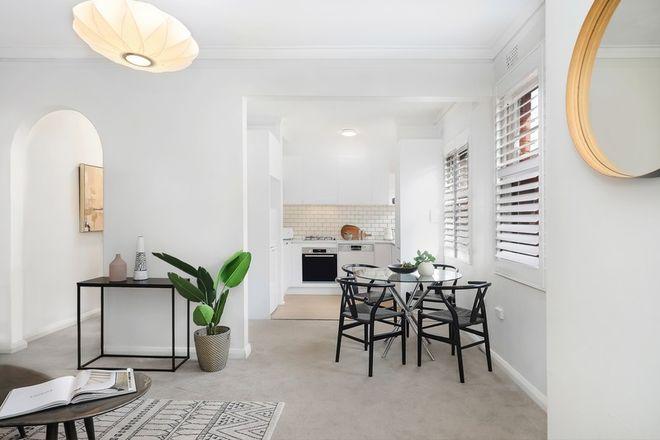 Picture of 11/3 Ocean Street, WOOLLAHRA NSW 2025