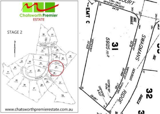 Lot 31 SWAGMANS RIDGE, Chatsworth QLD 4570, Image 1