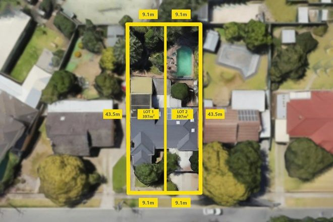 Picture of Lot 2 of 10 Anderson Street, FULHAM GARDENS SA 5024