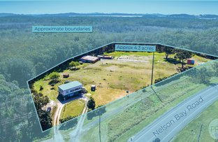 Picture of 4591 Nelson Bay Road, Anna Bay NSW 2316