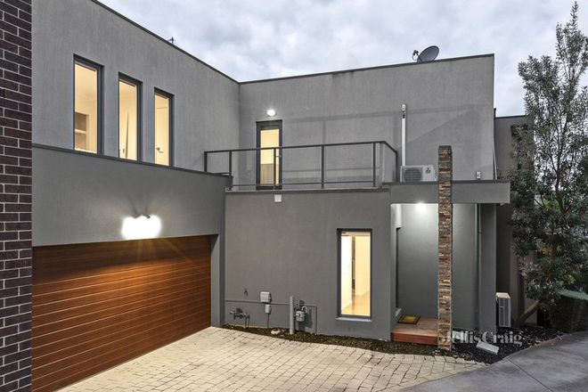 Picture of 2/5 Edward Court, IVANHOE VIC 3079
