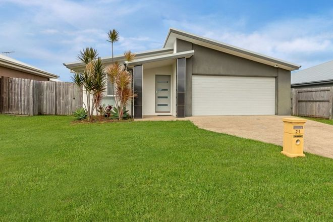 Picture of 21 Parklane Crescent, BEACONSFIELD QLD 4740