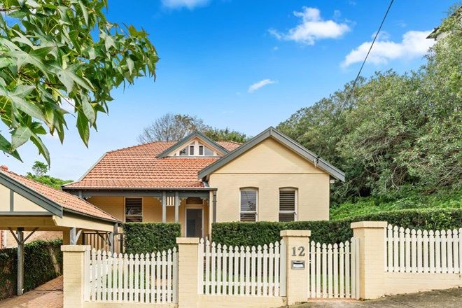 Picture of 12 Echo Street, CAMMERAY NSW 2062