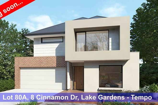 Picture of 10 Cinnamon Drive, LAKE GARDENS VIC 3355