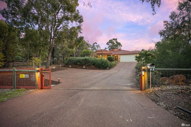 Picture of 5 Darling Range Drive, BEDFORDALE WA 6112