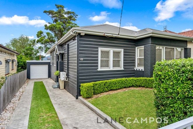 Picture of 49 Moate Street, GEORGETOWN NSW 2298