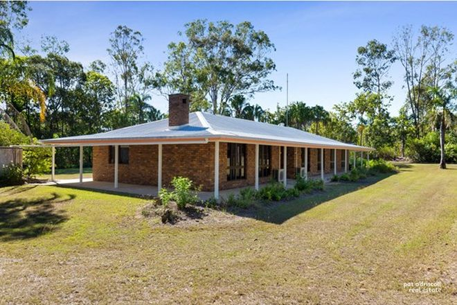 Picture of 44 Sommer Road, CAWARRAL QLD 4702