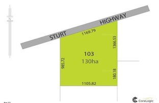 Picture of Lot 103 Sturt Highway, Blanchetown SA 5357