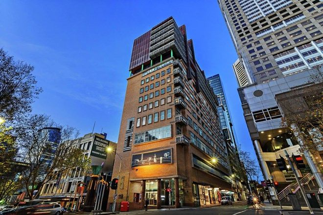 Picture of 1203/118 Russell Street, MELBOURNE VIC 3000