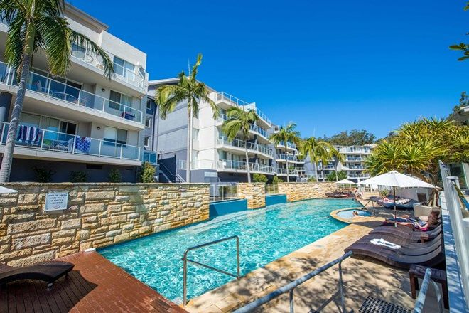 Picture of 103/1a Tomaree Street, NELSON BAY NSW 2315