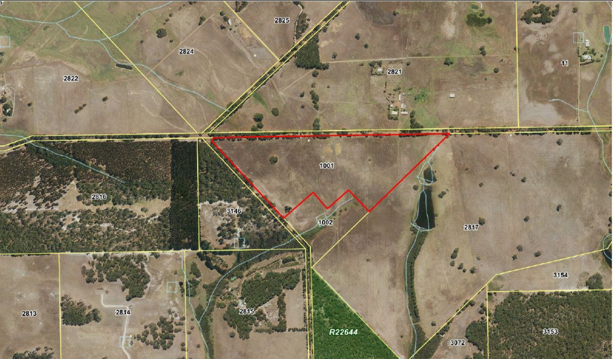 Lot 1001 Rowe Road, Witchcliffe WA 6286, Image 0