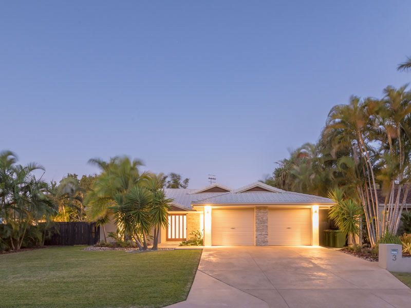 3 Spindrift Court, Noosa Waters QLD 4566, Image 0