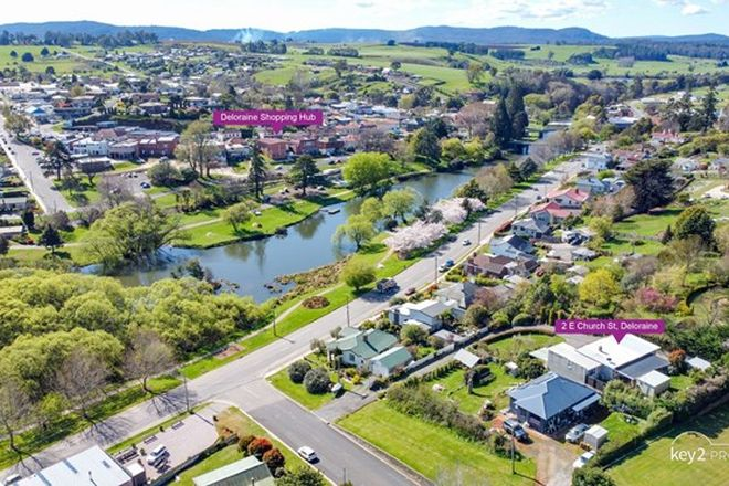 Picture of 2 East Church Street, DELORAINE TAS 7304